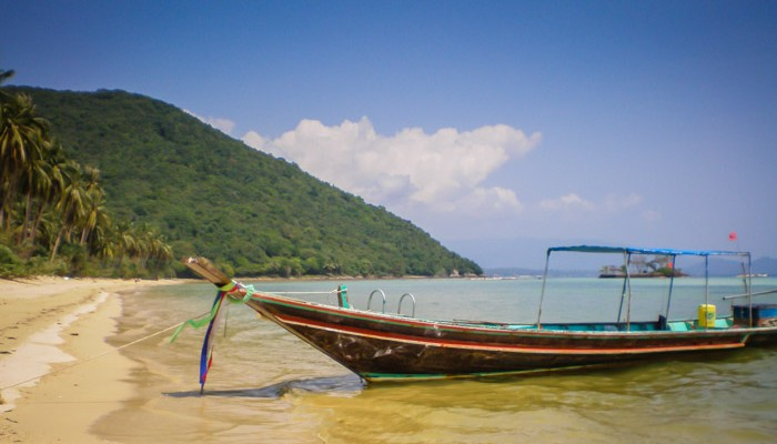 Boutique Hotels on Koh Samui